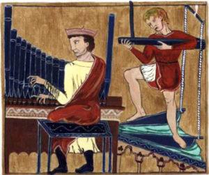 Клавесины в теремах
