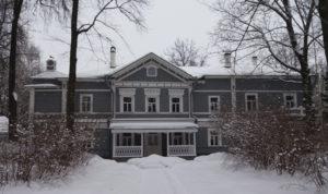 Дом на краю тишины