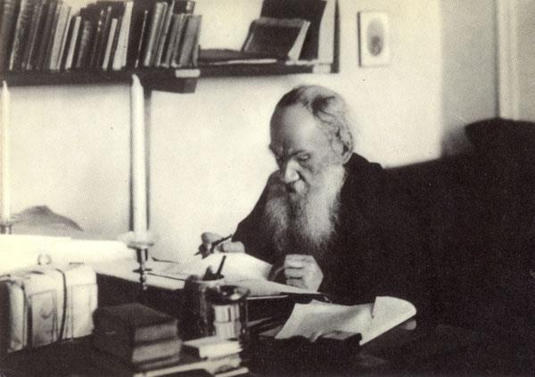 Лев Толстой. Поприще духовной жизни